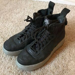 Forest Green Nike SF Air Force 1